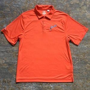 SF Giants CB DryTec Orange Shirt LG